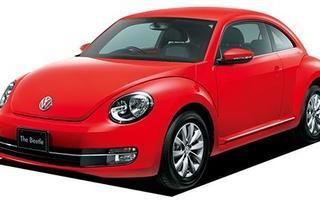 Volkswagen ザ・ビートル デザイン