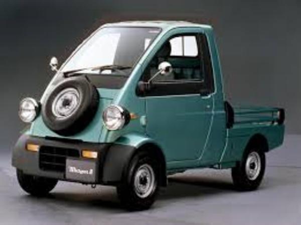 新車で買えない魅惑の車たち…ミゼットⅡって楽し~(^^♪