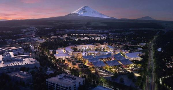 動き出した「未来の街」構想…